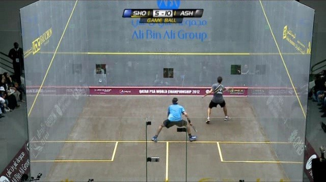 Squash World Championships 2012