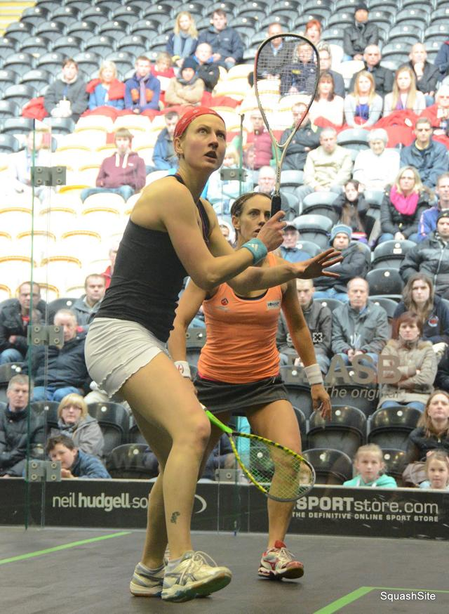 Alison Waters British Open 2013