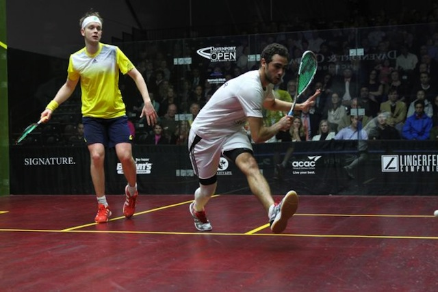 James Willstrop Ramy Ashour 2013 NAO