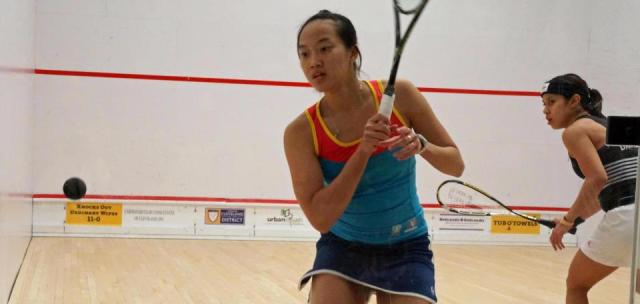 Low Wee Wern Nicol David Cleveland Classic 2013