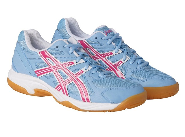 Asics Gel Doha women light blue