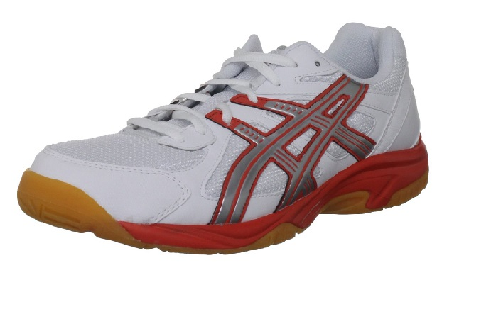 Asics Gel Doha White Red