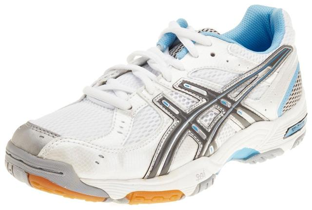asics gel task women light blue