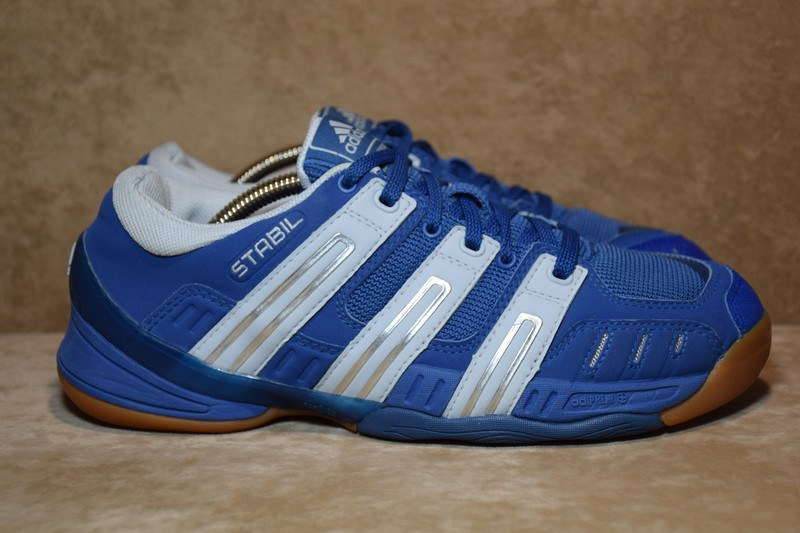 Adidas Stabil 5 Indoor Court Shoes - Squash Source