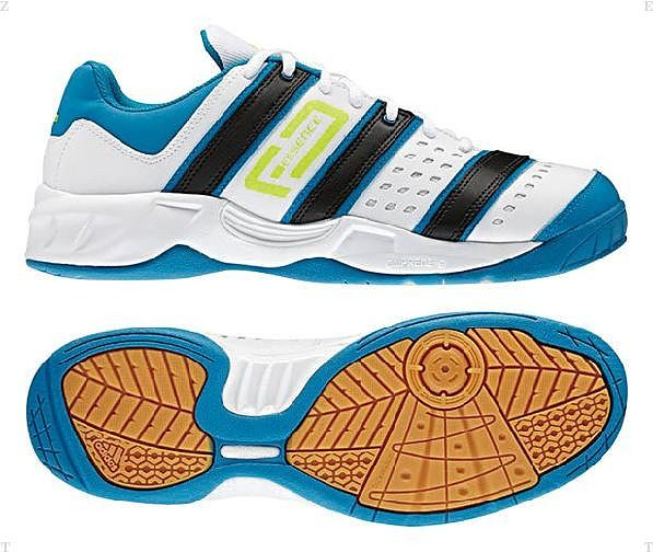 Adidas Stabil Essence Original - White Blue