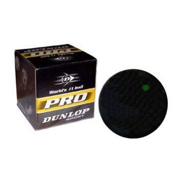 Dunlop Green Dot Squash Ball