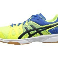 Asics Gel Upcourt Men - Blue / Flash Yellow / Black