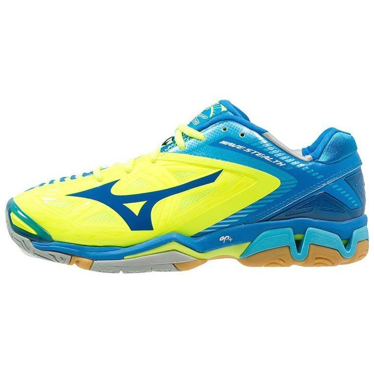 006daa3a62e8 Mizuno Wave Stealth 3 - Squash Source