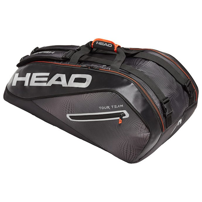 Head Supercombi 9-Racket 2019 Black