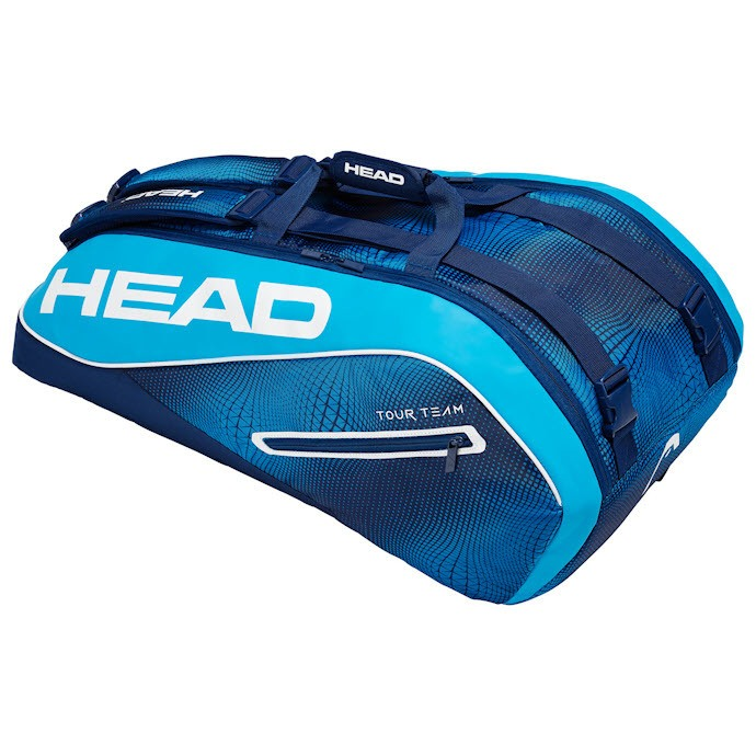 Head Supercombi 9-Racket 2019 Blue