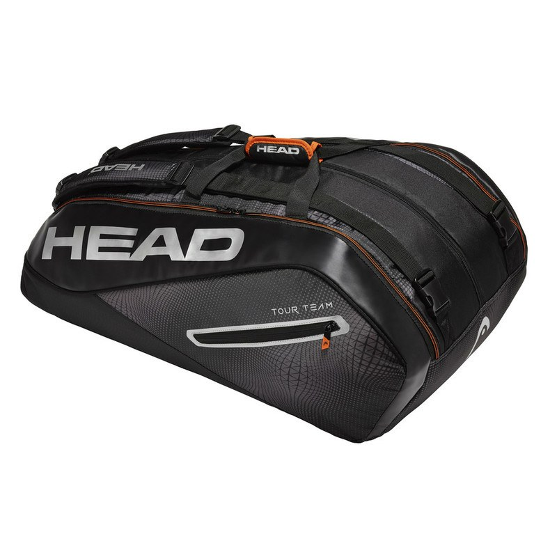 Head Tour Team 12 Racket Monstercombi