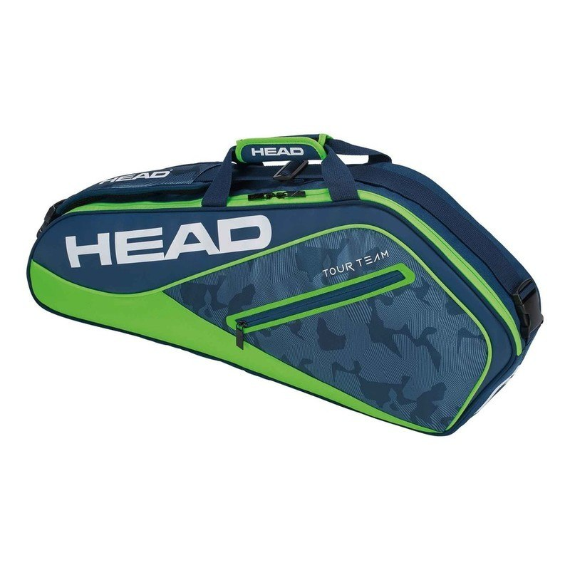 Head Tour Team Pro 3 Racket Green
