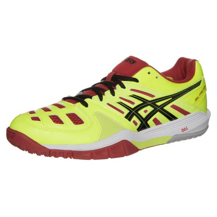 asics-gel-fastball-men-yellow-red