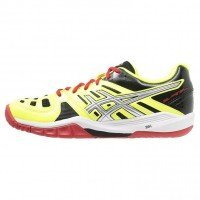 Asics Gel Fastball Men [Yellow / Silver / Red]