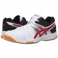 Asics Gel Upcourt Men - White Red Black