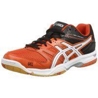 Asics Gel Rocket 7 - Red / Cherry Tomato