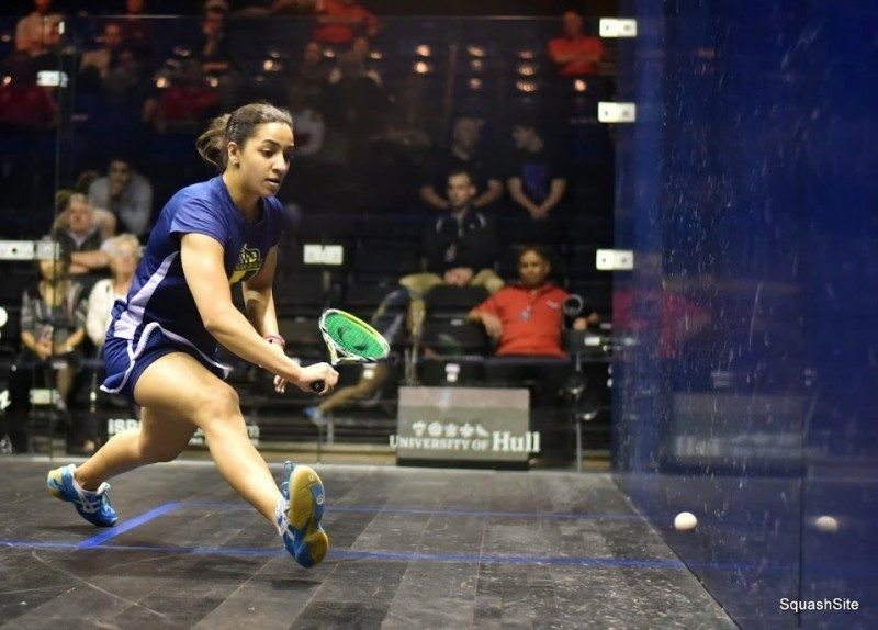 Mohamed ElShorbagy and Raneem El-Weleily: The new king and queen of the PSA  World Squash Championship