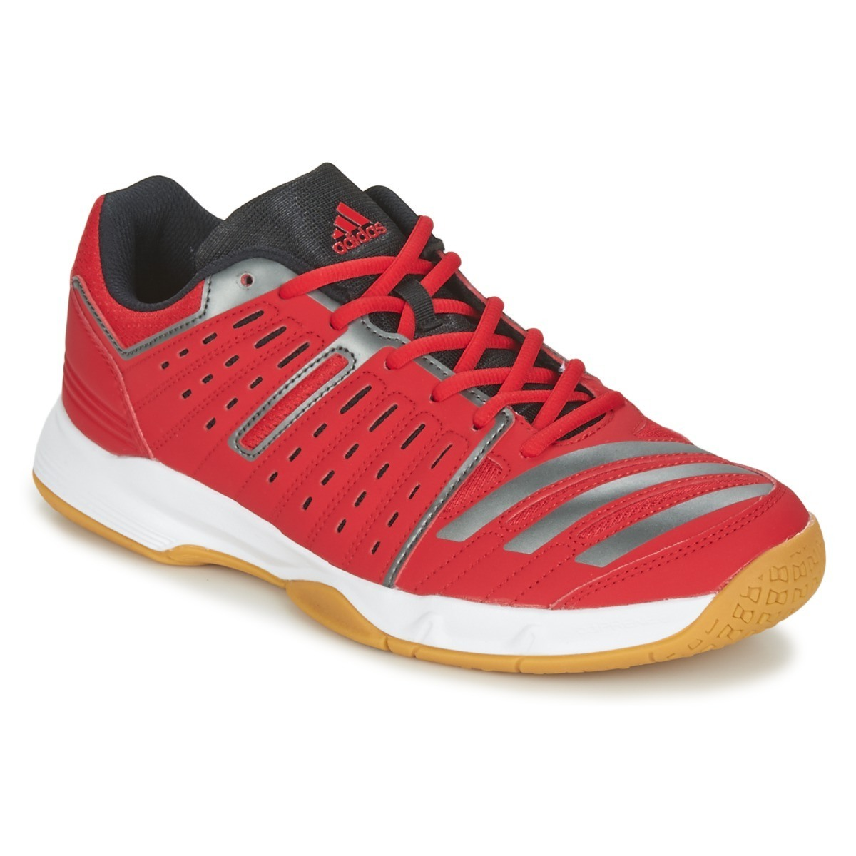 Adidas Essence 12 Men - Red Black Silver