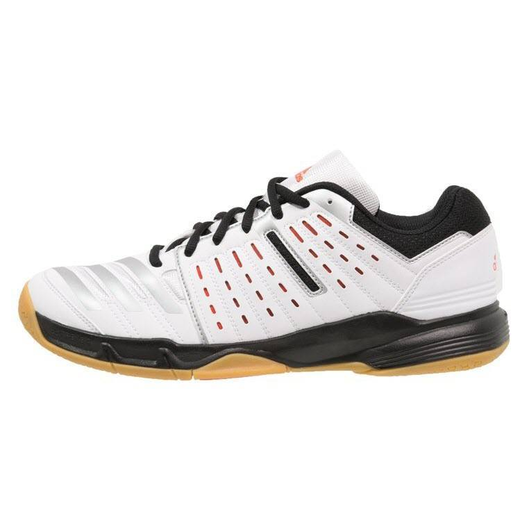Adidas Essence 12 Men - White / Black / Orange