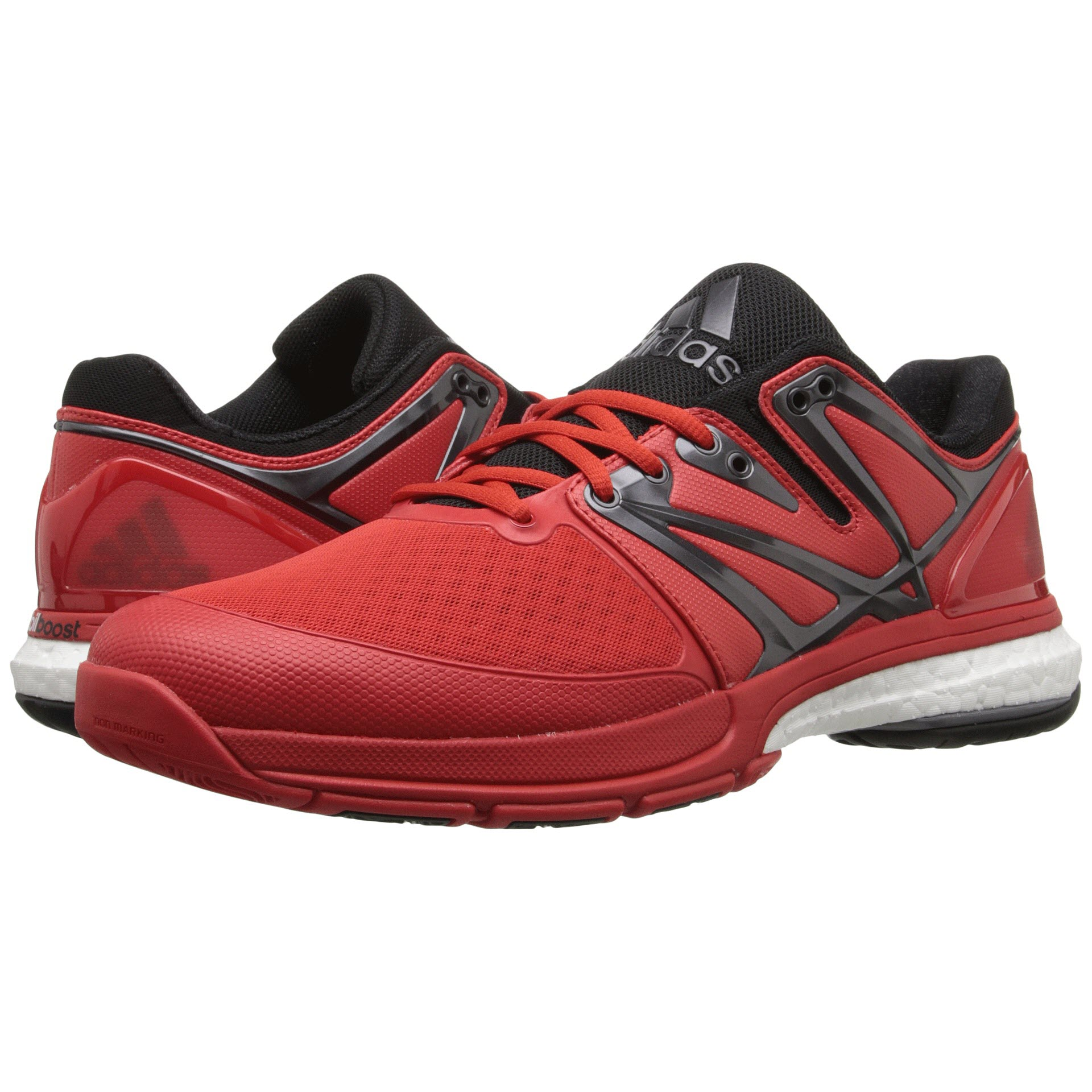 Adidas Stabil Boost Men - Red Black