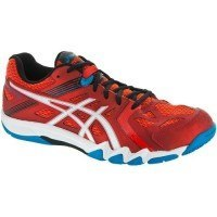Asics Gel Court Control Men [Cherry Tomato]