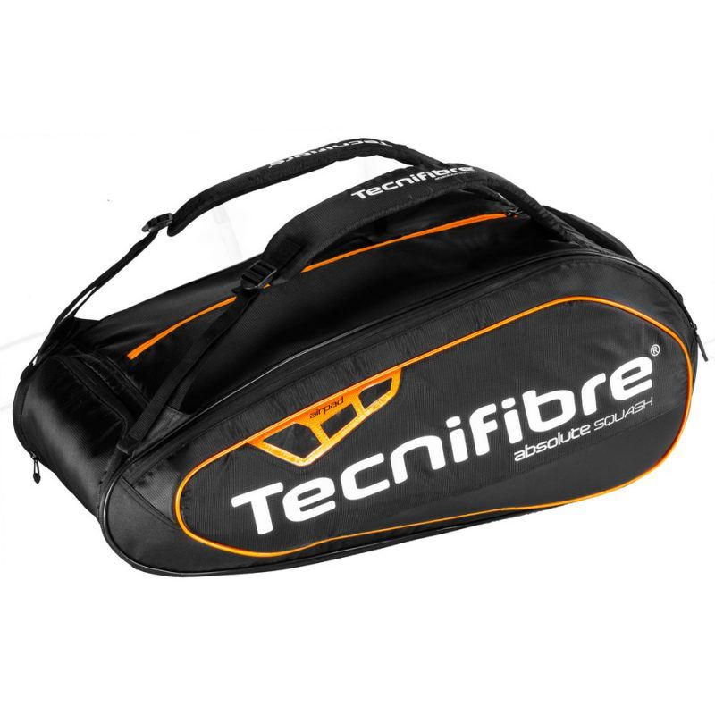 Tecnifibre Absolute Squash 12 Racket Bag