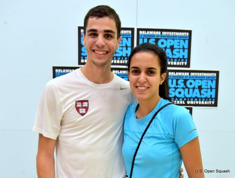 Image result for picture of Nour El Tayeb squash player