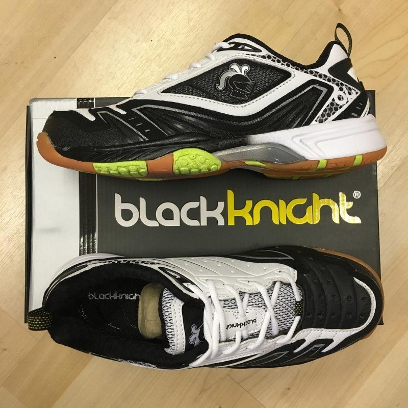 Black Knight Reactor Squash Shoes
