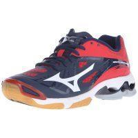 Mizuno Wave Lightning Z2 Women - Navy Red