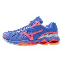 Mizuno Wave Tornado X Women - Blue Pink