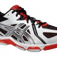 Asics Gel Volley Elite 3 Men - Black White Red