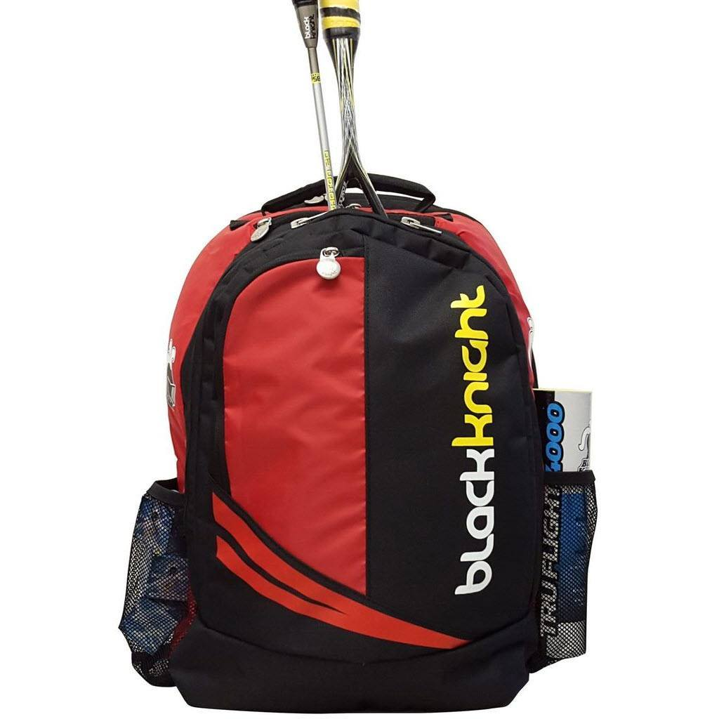 Black Knight Squash Backpack BG 334