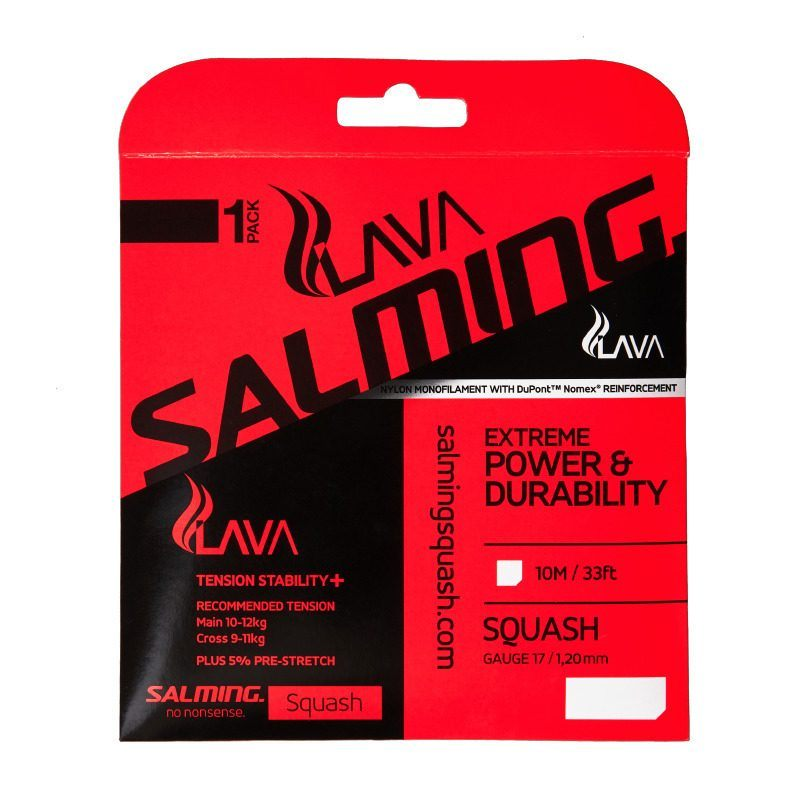 Salming Lava Squash Strings