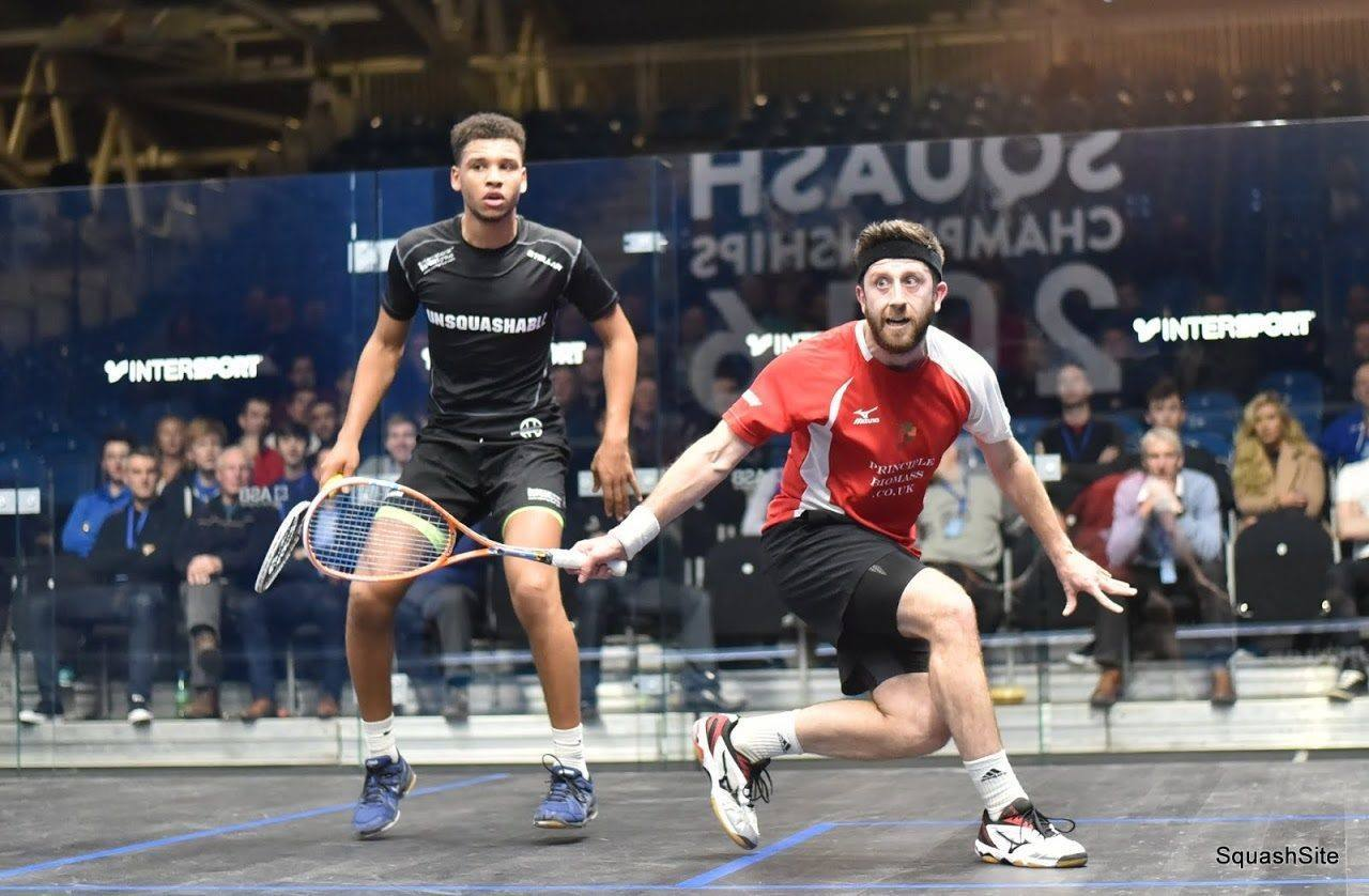 Daryl Selby 2016 British Nationals