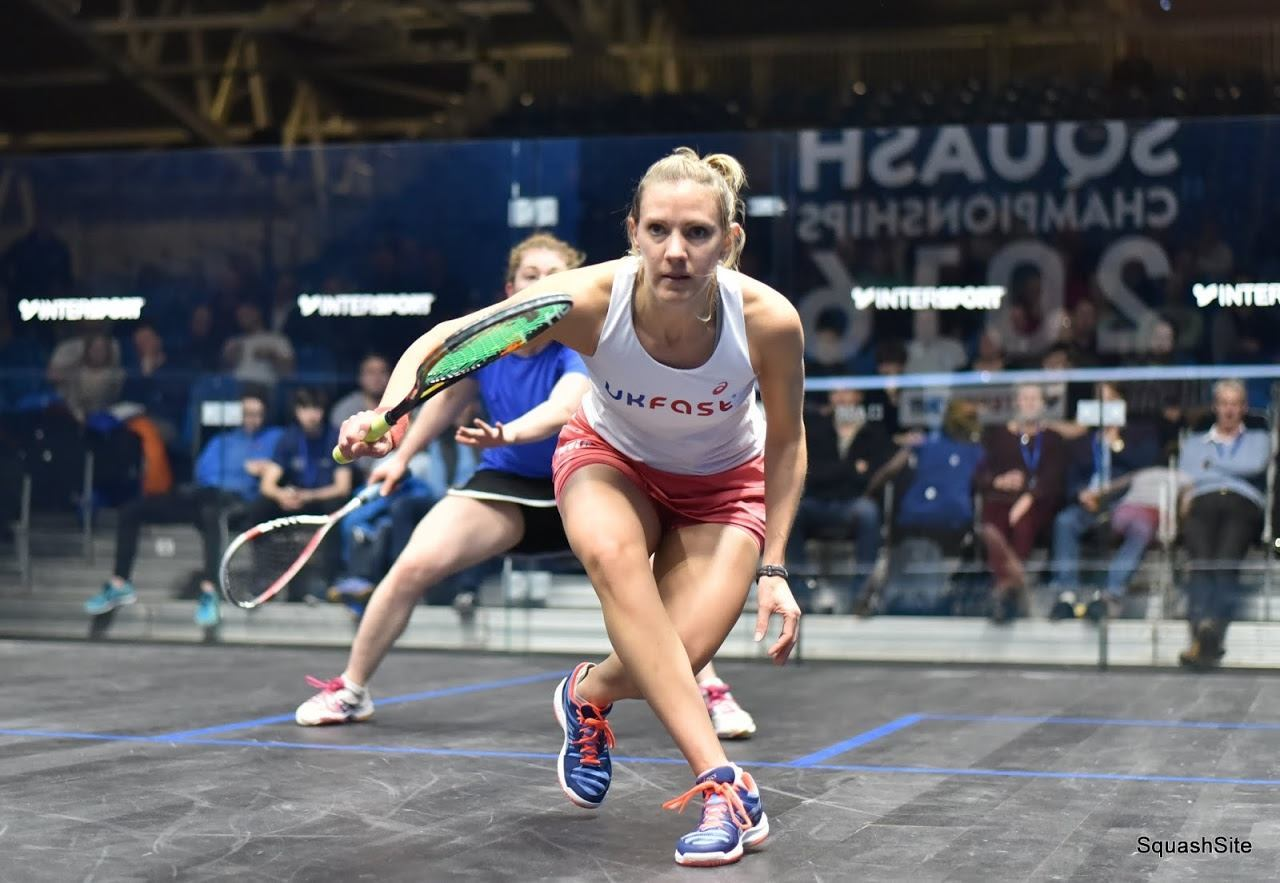 Laura Massaro 2016 British Nationals
