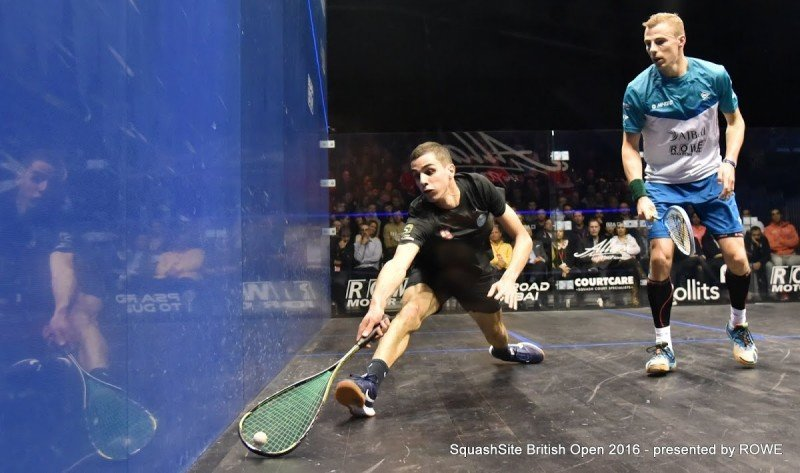 Ali Farag 2016 British Open