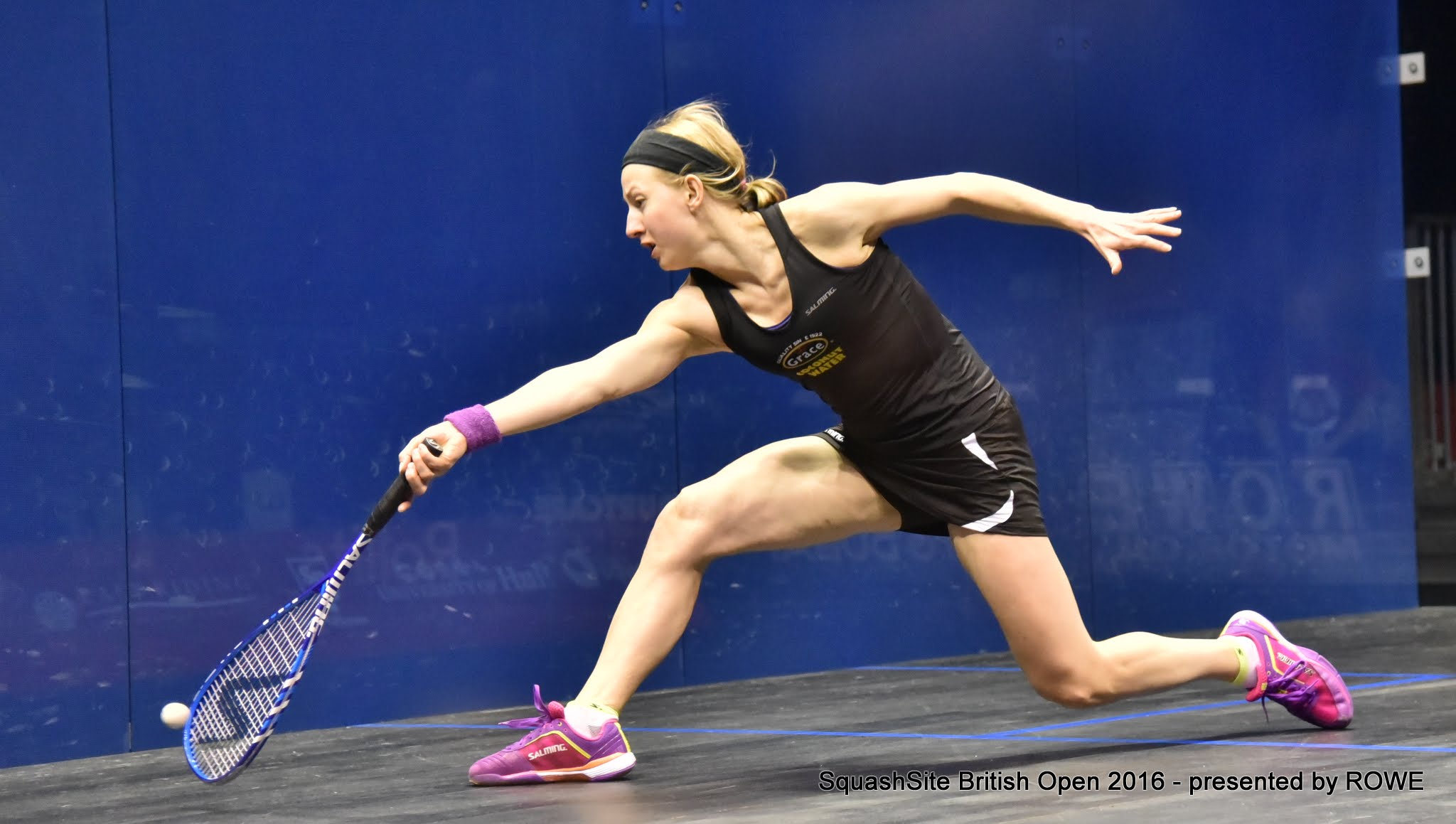 Alison Waters 2016 British Open