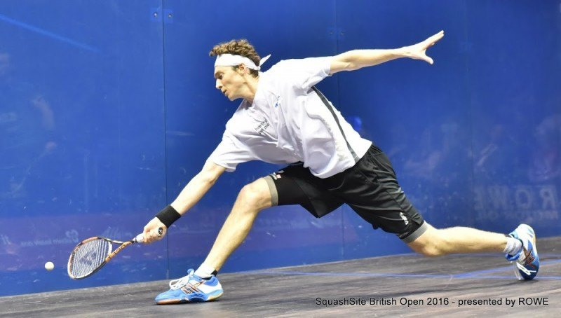 Cameron Pilley 2016 British Open