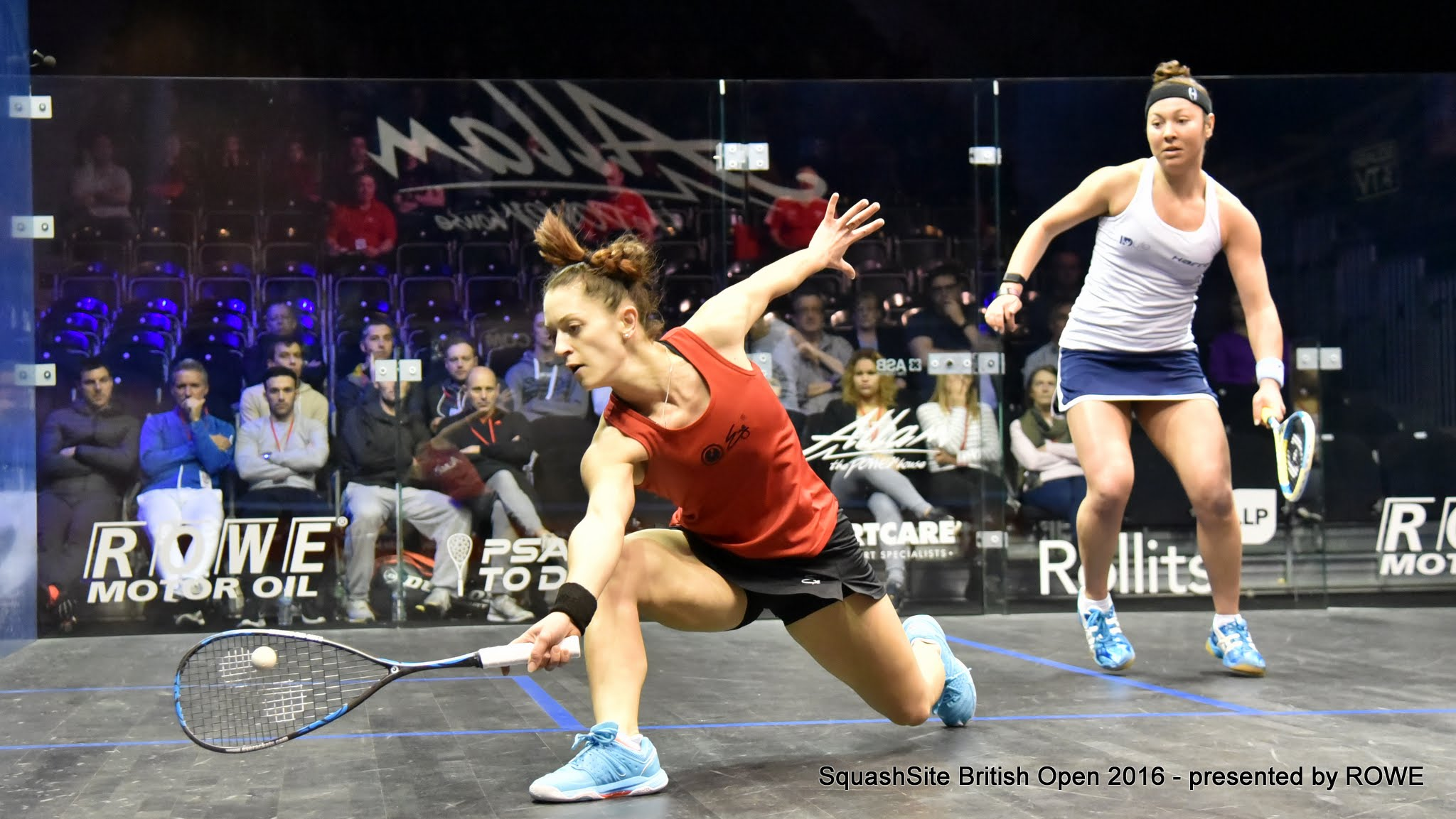 Coline Aumard 2016 British Open