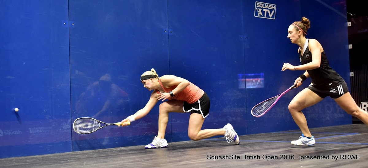 Fiona Moverley 2016 British Open