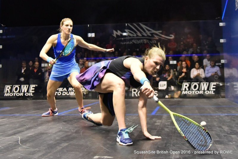 Line Hansen 2016 British Open