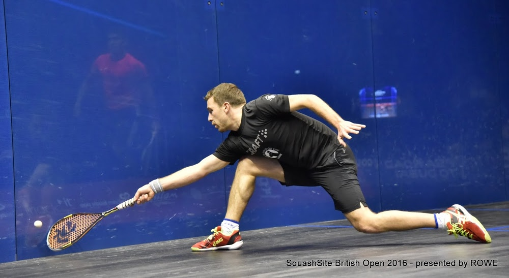Mathieu Castagnet 2016 British Open
