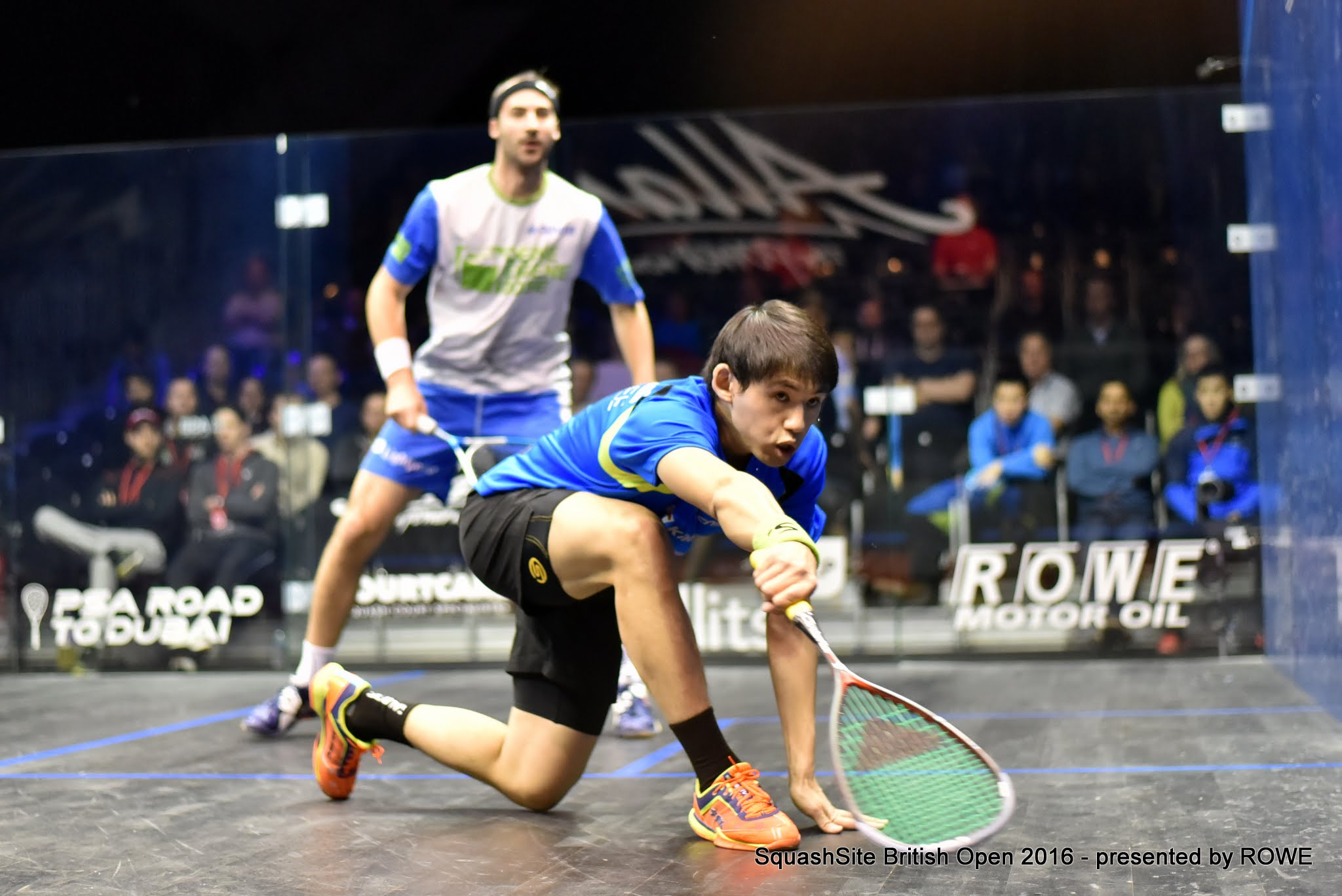Max Lee 2016 British Open