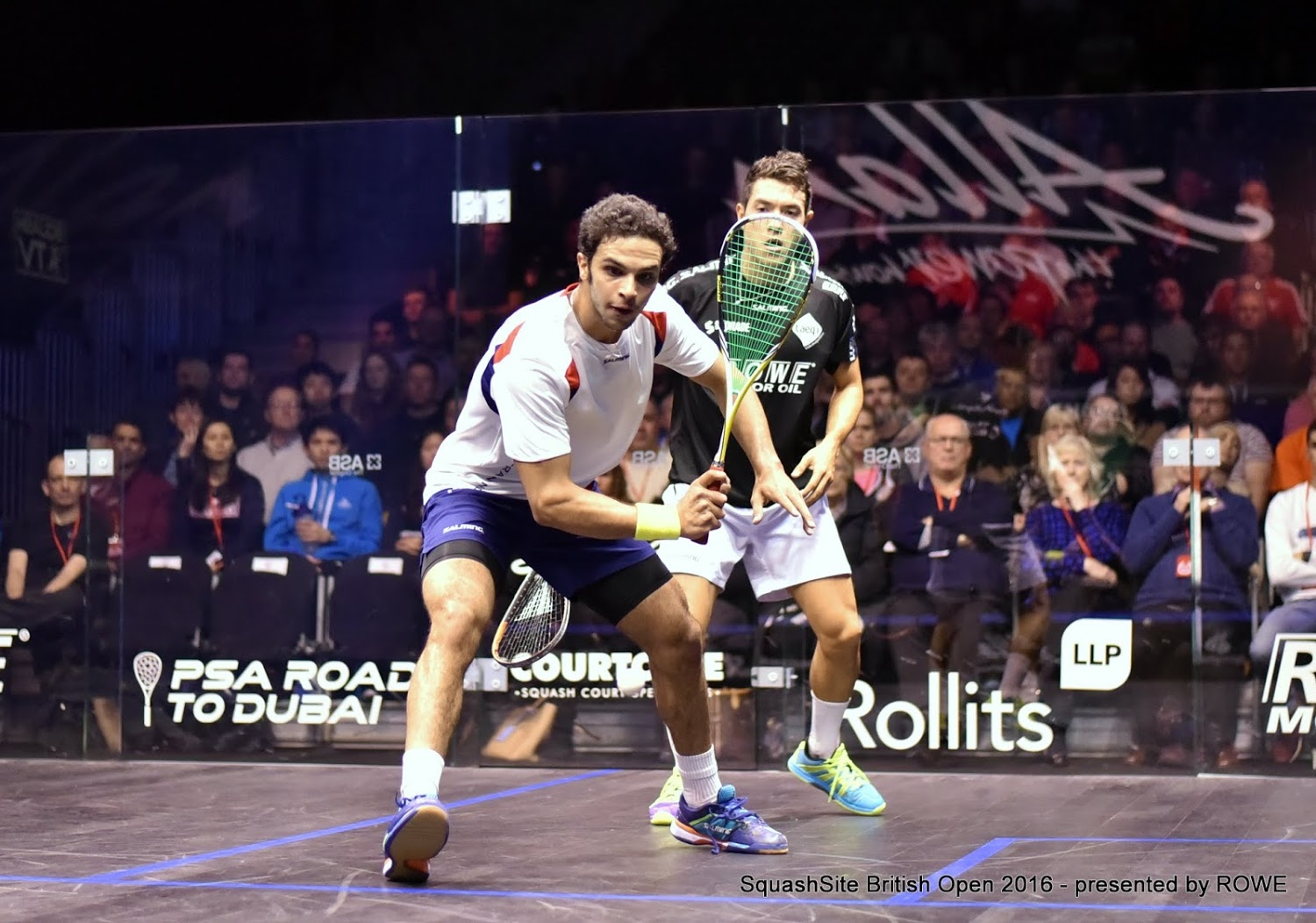 Mohamed Abouelghar 2016 British Open