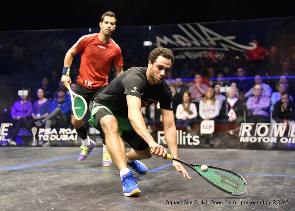 Ramy Ashour 2016 British Open