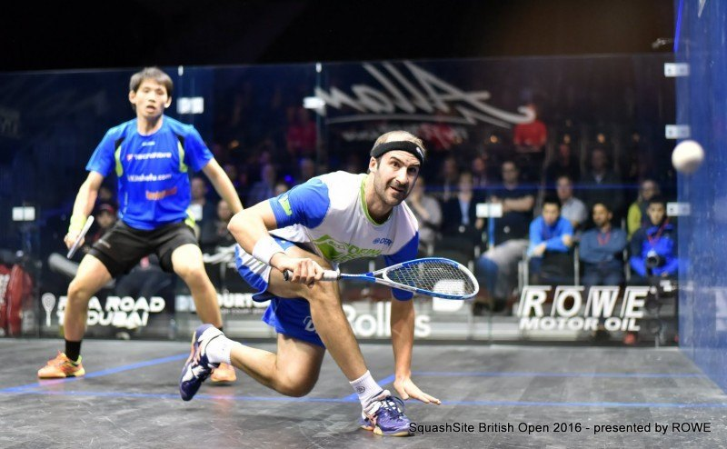 Simon Rosner 2016 British Open