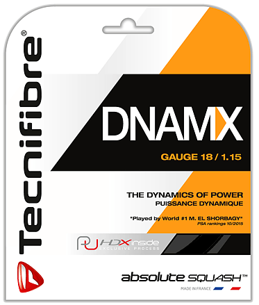 Tecnifibre DNAMX 18 Gauge Single