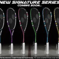 Spotted: Eye Squash Rackets 2016 Catalog