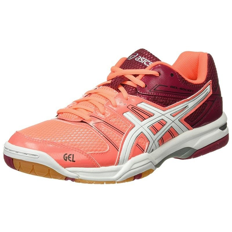 Asics Gel Rocket 7 Court Shoes - Squash Source
