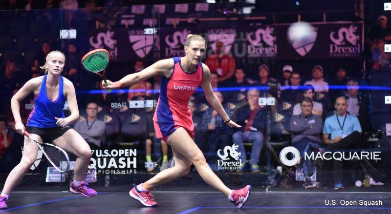 Laura Massaro 2017 US Open